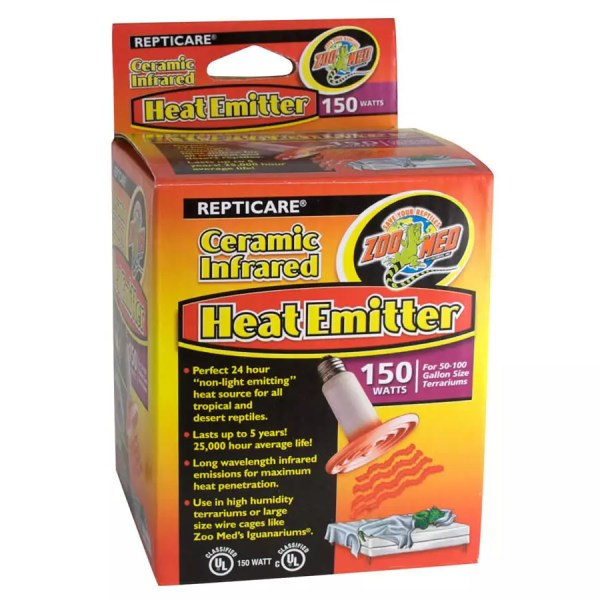 ZooMed Ceramic Heat Emitter 150W