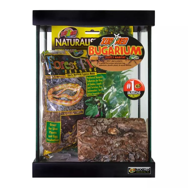 ZooMed Bugarium Insect Habitat Kit