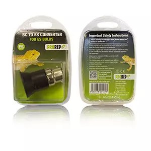 ProRep BC to ES Converter (for ES Bulbs)