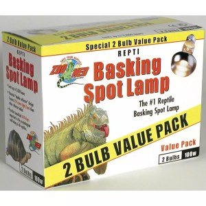 Zoo Med Repti Basking Spot 2x 40W