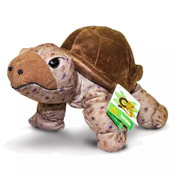 Wild Republic Cuddlekins Tortoise 30cm Soft Toy