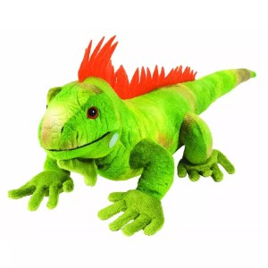 Wild Republic Cuddlekins Iguana 40cm Soft Toy