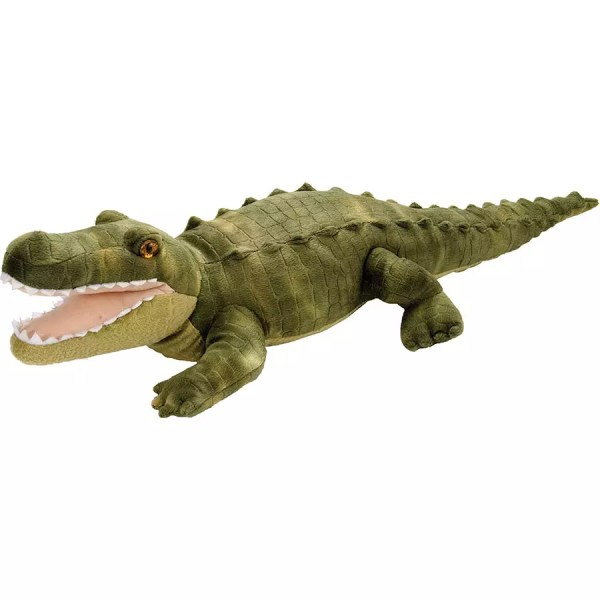 Wild Republic Cuddlekins Alligator 23cm Soft Toy