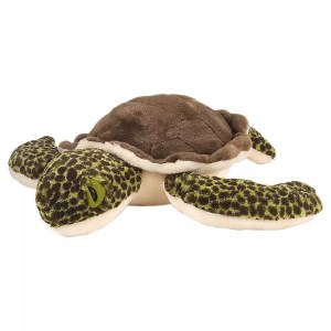 Wild Republic Cuddlekins Sea Turtle Grn Baby 30cm
