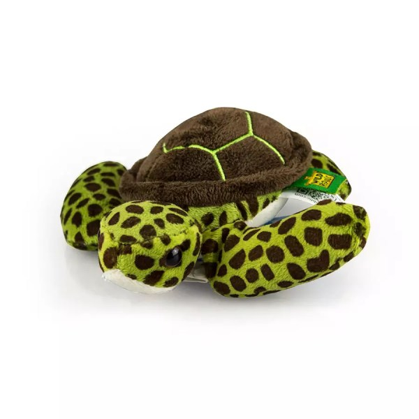 Wild Republic Cuddlekins lil's Green Sea Turtle 15cm