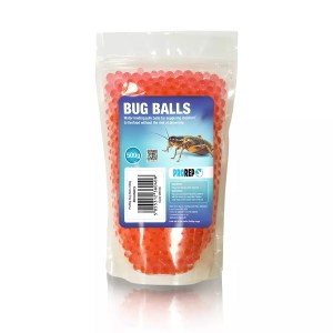 ProRep Bug Balls Strawberry 500g, VPB105