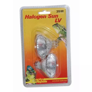 Lucky Reptile Halogen Sun LV  (Low Voltage)  2-pack 2x35W
