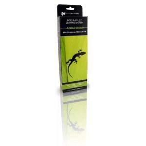 White Python LED Jungle Green 4ft Kit