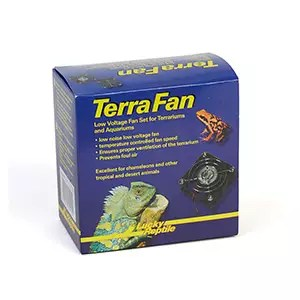 Lucky Reptile Terra Fan Set