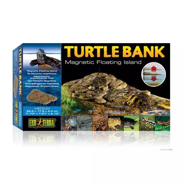 Exo Terra Turtle Bank Island Medium