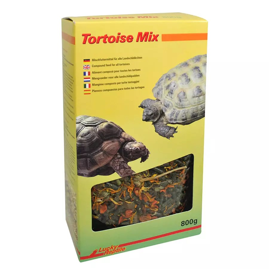 Lucky Reptile Tortoise Mix 800g