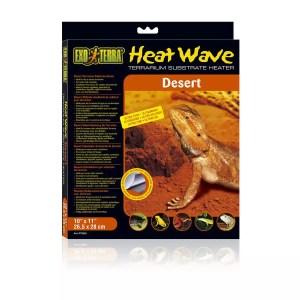 Exo Terra Heatwave Desert Mat 20x20cm