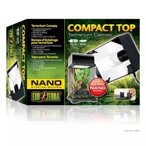 Exo Terra Compact Nano Canopy 20cm
