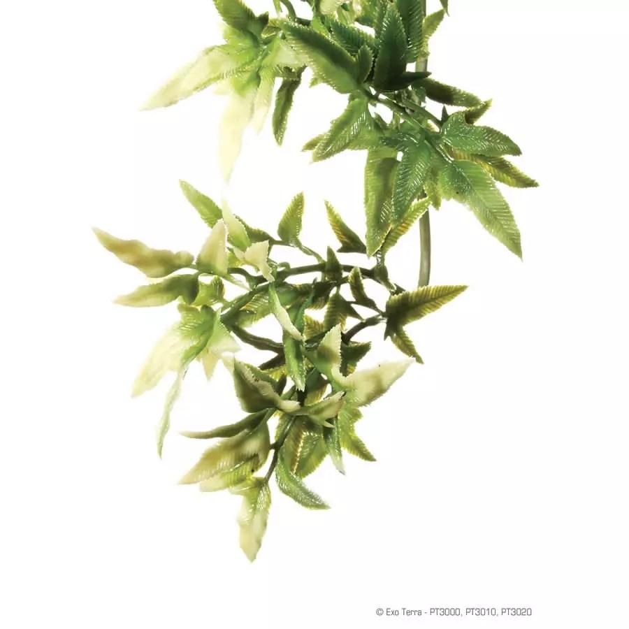 Exo Terra Plastic Plant Croton Medium