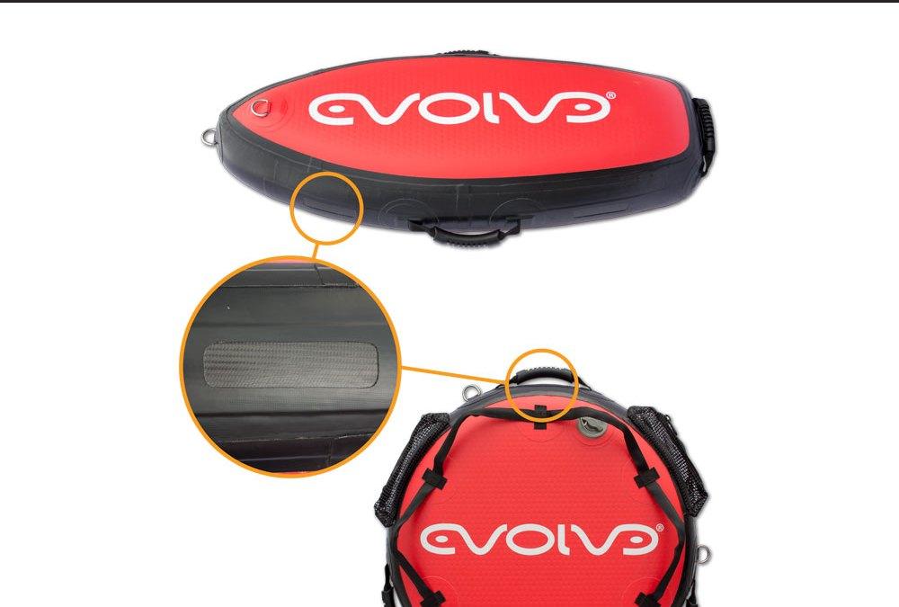 EVOLVE HYBRID 3ATM FLOATS – CARBON REINFORCED!!!