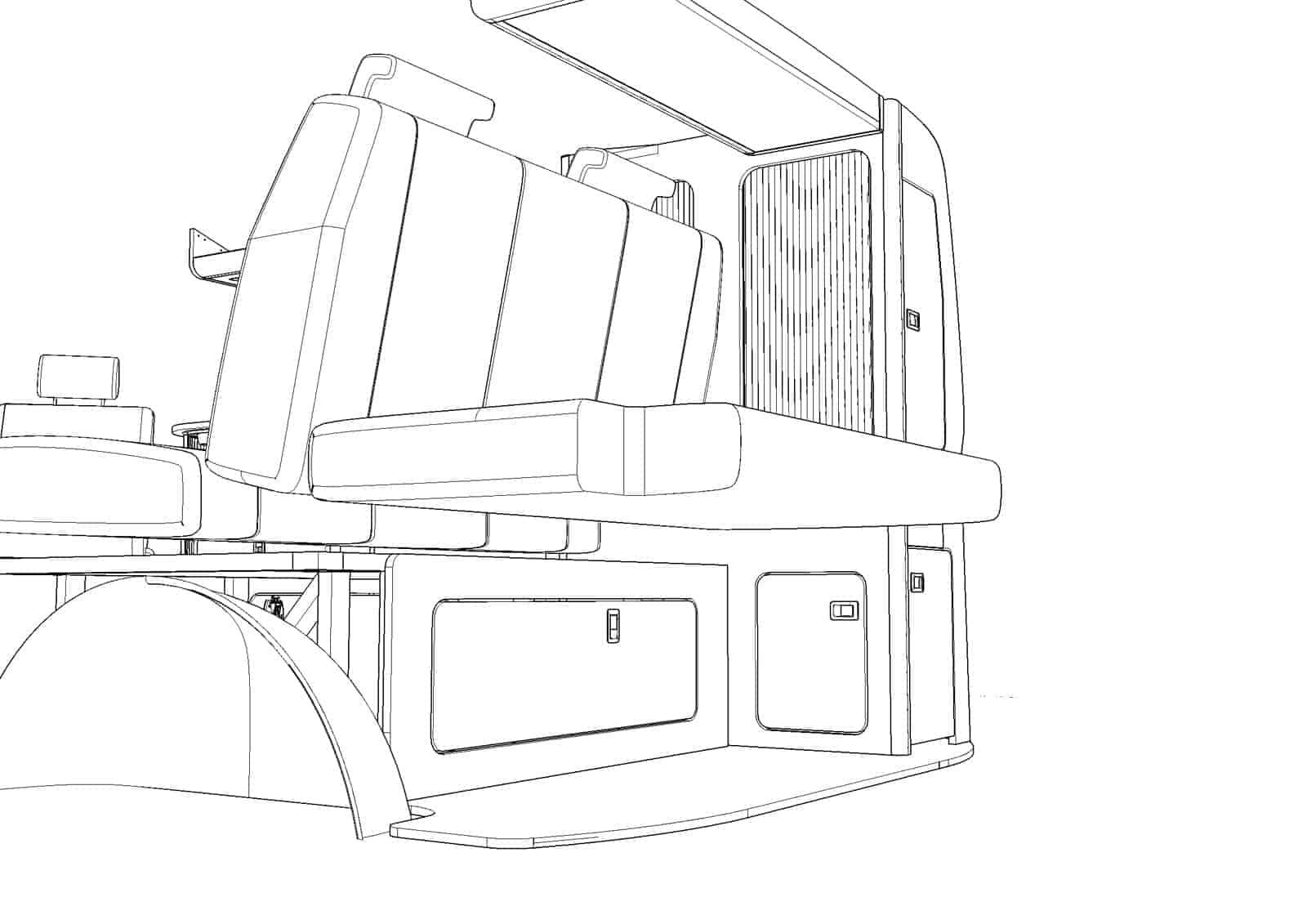Evo 5 4 Pro Swb Van T4 T5 T6