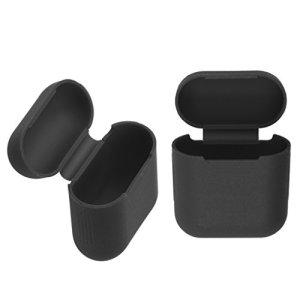 Sharplace 2x Housse Protection En Métal Couverture Protecteur Coque Pour Apple Écouteurs