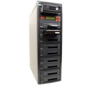 Systor 1 à 9 SATA / IDE Combo lecteur de disque dur (HDD / SSD) Duplicator / Sanitizer – High Speed (120MB/sec)