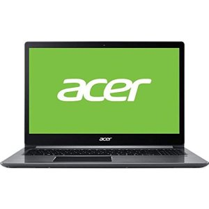 Acer SF315-51G-591P Ultrabook 15,6″ Noir (Intel Core i5, 8 Go de RAM, 1 to, Carte Graphique : Nvidia GeForce MX150 2Go DDR5, Windows 10 Home) Clavier AZERTY français