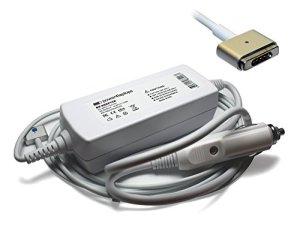 Apple MacBook Air 27,9cm (Mid 2012) Compatible pour ordinateur portable d'alimentation DC adaptateur chargeur de voiture