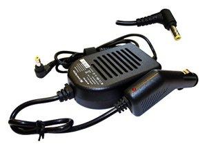 Toshiba Portege R930–126Compatible pour Ordinateur Portable d'alimentation DC Adaptateur Chargeur de Voiture