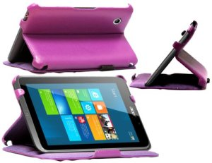 Navitech Series FR pour Acer Acer Iconia W4 Violet