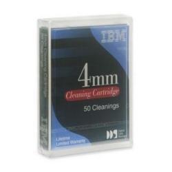 IBM 50 Pass 4 mm Cleaning Cartridge – Bandes de nettoyage (5 à 32 °C, 5 à 45 °C, 20 à 80%)