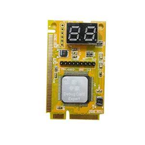 NoyoKere Analyseur de Test de Carte Postale USB Mini PCI E PCI LPC analyseur pour Ordinateur Portable