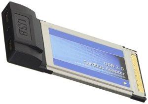 BeMatik – CardBus USB 2.0 2 ports (2AH)