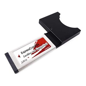 Cablematic – carte adaptateur ExpressCard CardBus 32-bit et 16-bit PCMCIA