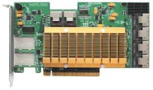 HighPoint RocketRAID 2782 x16 PCI-e 2.0, 24 int / 8 ext, niveau RAID 0, 1, 5, 10, 50, JBOD