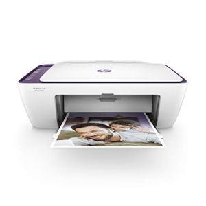 HP Deskjet 2634 Imprimante Multifonction Jet d'encre Couleur (7,5 ppm, 4800 x 1200 PPP, WiFi, Impression Mobile, USB) – 3 mois d'Instant Ink Gratuits