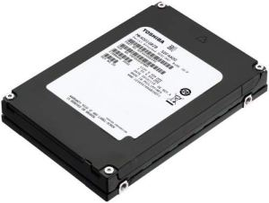 Toshiba mk1001grzb Enterprise Interne SSD 100 Go 6,4 cm (2,5 Pouces), 6 Gbps, câble Serial Attached SCSI (Noir)
