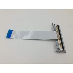 Epson 2141001 tête d'Impression Transfert Thermique – Têtes d'Impression (Epson POS TM-T88V, Transfert Thermique, Noir)