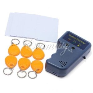 Generic O-1-o-3377-o 6carte avec 6le étiquettes copieur Duplicator TH 6WR Pro RFID 125KHz Cartes Uplicat Writable balises et 6carte C carte d'identité NV _ 1001003377-nhuk17_ 889