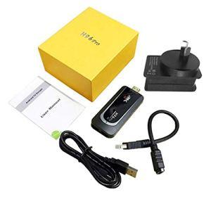 H96 Pro-H3 4K Bâton de télévision Intelligent de Petite Taille Amlogic S905X Quad Core 2G + 16G Bâton de télévision pour Android 7.1