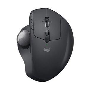 Logitech 910-005179 MX Ergo Trackball Avancée sans Fil / Souris pour PC, Mac et Windows
