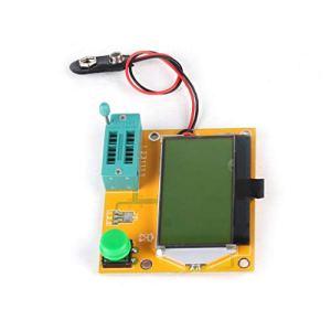 Prinfong LCR-T4 résistance Graphique d'inductance de résistance d'appareil de contrôle ESR/SCR/thyristor de diode de composant électronique Mos