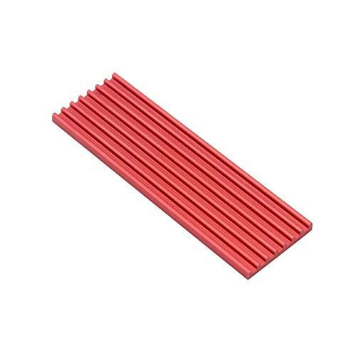 īBaste ībaste dissipateur de Chaleur pour Ordinateur Portable Ordinateur Desktop SSD à état Solide unité à Haute Vitesse M. 2NGFF Cooling 2280PCIe m2nvme NVMe dissipateurs de Chaleur mémoire