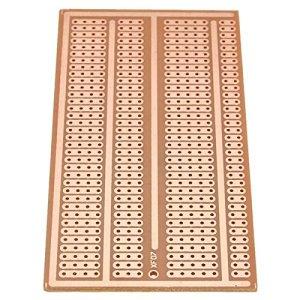 Calli Cuivre latérale unique papier prototype pcb breadboard 2-3-5 trou commun de 1pc
