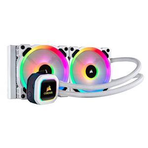 Corsair Hydro Series H100i RGB Platinum Se Refroidissement Liquide