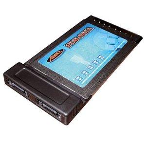 Advance PCM-SATA Carte controleur pour notebook PCMCIA
