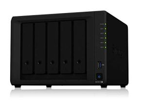 Synology DS1019+ 5 Bay Desktop NAS Enclosure