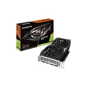 Gigabyte Nvidia GTX1660Ti OC Ventilateur 6G