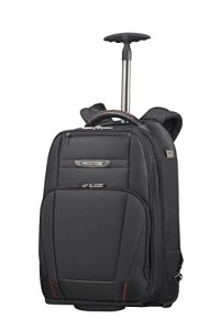 SAMSONITE PRO-DLX 5 – Wheeled Sac à dos 17.3″ Laptop – 2.6 KG Sac à dos, Magnetic Grey