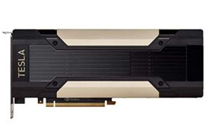 Hewlett Packard Enterprise Q2N68A Carte Graphique Tesla V100 16 Go High Bandwidth Memory 2 (HBM2) – Cartes Graphiques (Tesla V100, 16 Go, High Bandwidth Memory 2 (HBM2), PCI Express x16 3.0)
