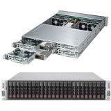 Supermicro SuperServer 2028TP HC0R Barebone SFF- (-v3-LGA 2011 Intel Xeon 1000GB 1 2 V-SDRAM DDR4) Noir