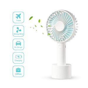 Ventilateur USB portatif ventilateur bureau PC Ventilateur de Poche petit ventilateur portatif personnel de table avec ventilateur électrique rechargeable