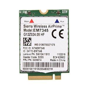 EM7345 Carte, Module de Carte WWAN 4G LTE pour Thinkpad L440 L540 T431s T440 T440p T440s T450 X250 X1C W550 T450 X240 T440