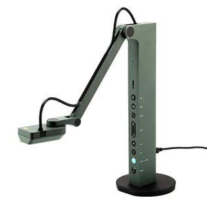 Ipevo Caméra 8 mégapixels VZ-R HDMI/USB Double Mode pour Documents